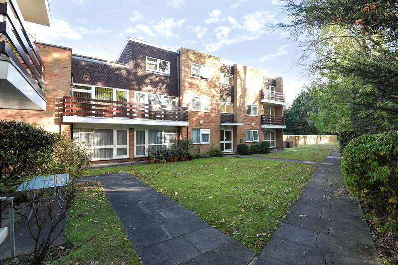 3 Bedrooms Apartment Flat for sale in Stanley Court, September Way, Stanmore, Middlesex, HA7
