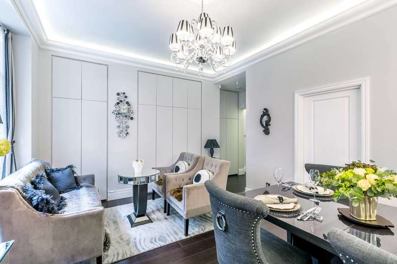 2 Bedrooms Flat for sale in Queens Gate Gardens, South Kensington, SW7