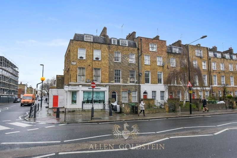 4 Bedrooms Flat for sale in Crowndale Road , London,NW1