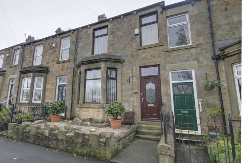 3 Bedrooms Property for sale in St. Ives Road, Leadgate, Consett, DH8