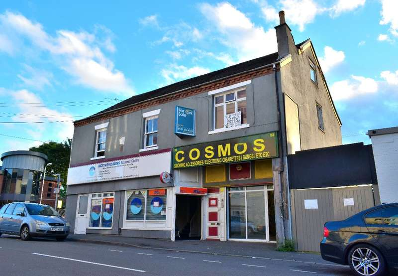 Shop Commercial for sale in Clifton Street, Wolverhampton, WV3 0QT