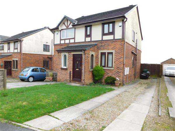 3 Bedrooms Semi Detached House for sale in Shire Close, Bradford, Bradford