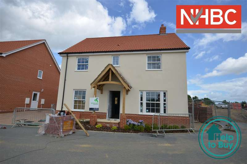 4 Bedrooms House for sale in Plot 13 The Holkham, Springfield Grange, Acle, NR13