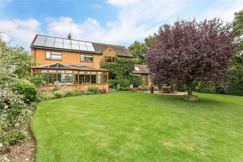 5 Bedrooms Detached House for sale in Old Glebe, Upper Tadmarton, Banbury, Oxfordshire, OX15
