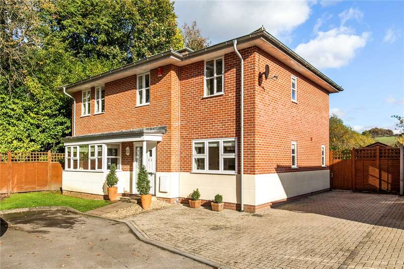 5 Bedrooms Detached House for sale in Grange Road, Winchester, Hampshire, SO23