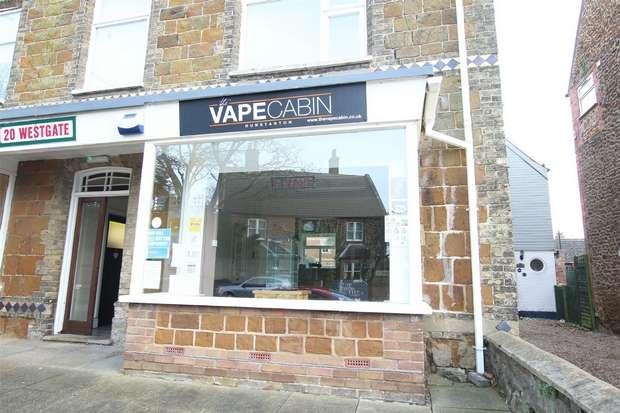 Commercial Property for rent in Shop no. 1, 20 Westgate, Hunstanton