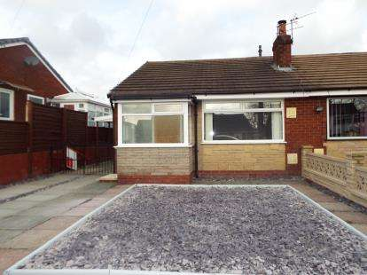 2 Bedrooms Bungalow for sale in Holcombe Grove, Chorley, Lancashire
