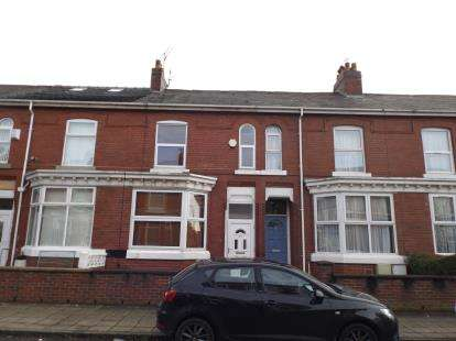 3 Bedrooms Terraced House for sale in Norton Street, Old Trafford, Manchester, Greater Manchester