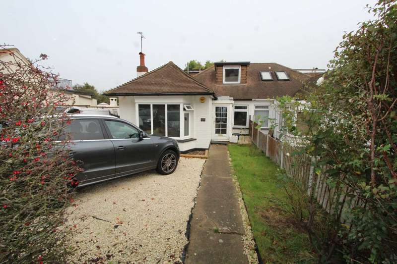 4 Bedrooms Semi Detached House for sale in Carlingford Drive, Westcliff On Sea