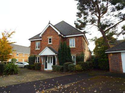 2 Bedrooms Flat for sale in Wade Court, Cheltenham, Gloucestershire