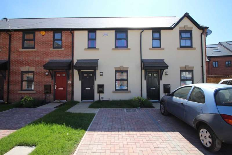 2 Bedrooms Terraced House for sale in Bridgewater Wharf, Droylsden