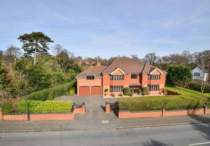 6 Bedrooms Detached House for sale in Manor Park Road, Chislehurst