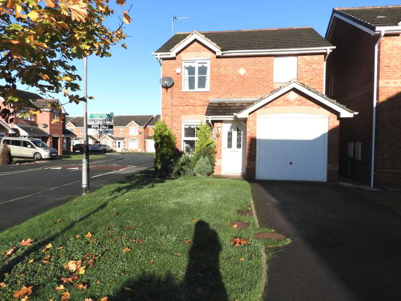 3 Bedrooms Detached House for sale in Appleton Road, Park Meadows