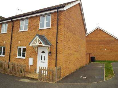 3 Bedrooms Semi Detached House for sale in Downham Market, Norfolk