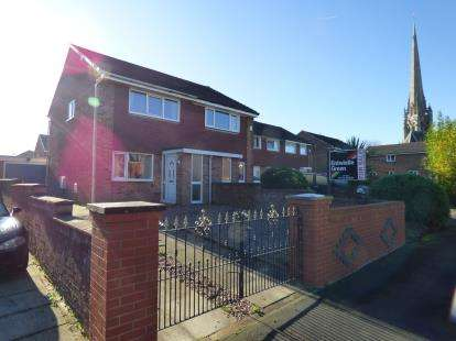 2 Bedrooms Semi Detached House for sale in Tuson Drive, Preston, Lancashire, ., PR2