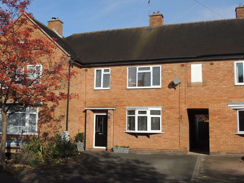 3 Bedrooms Terraced House for sale in Packwood Close, Bentley Heath, Solihull