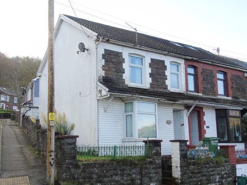 4 Bedrooms End Of Terrace House for sale in Graig Avenue, Pontypridd