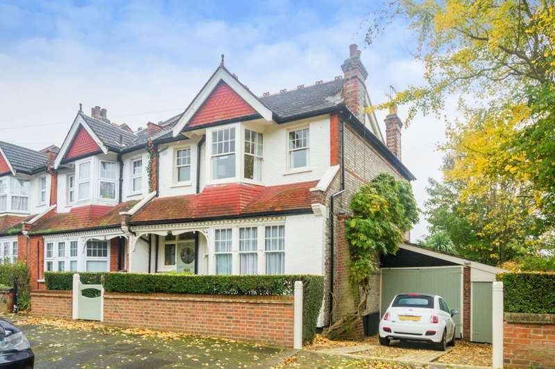 4 Bedrooms House for sale in Hillside Avenue, Friern Barnet, N11