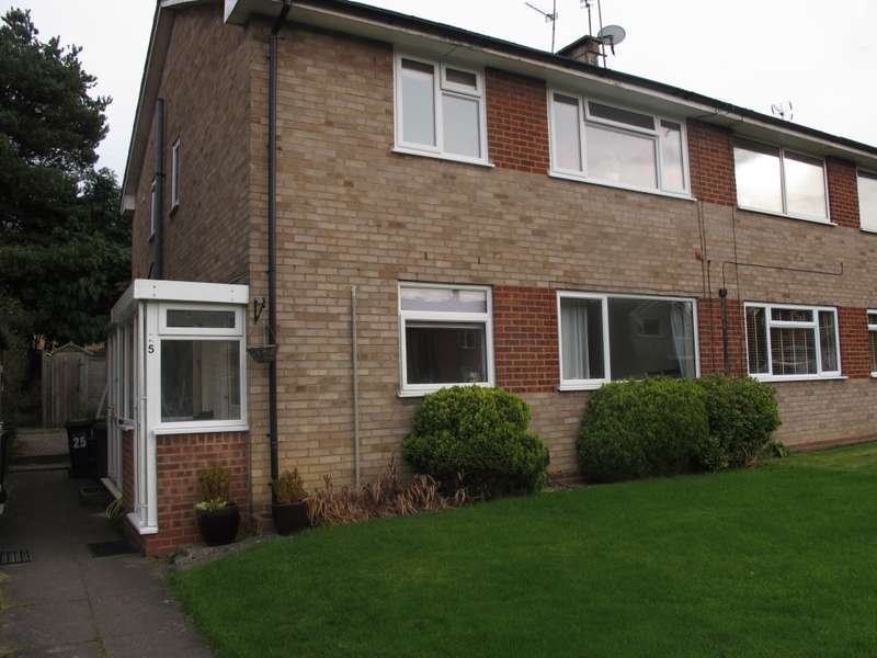 2 Bedrooms Apartment Flat for sale in Stourton Close, Solihull