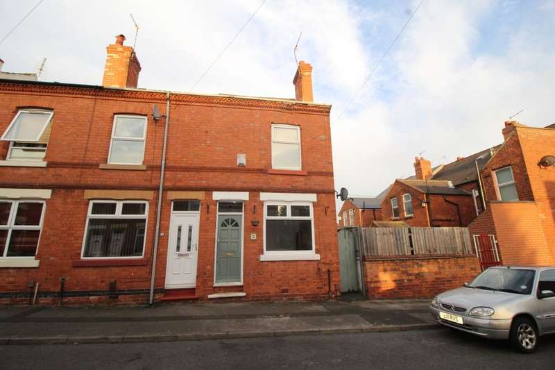 3 Bedrooms Property for sale in Farley Street, Nottingham, NG6