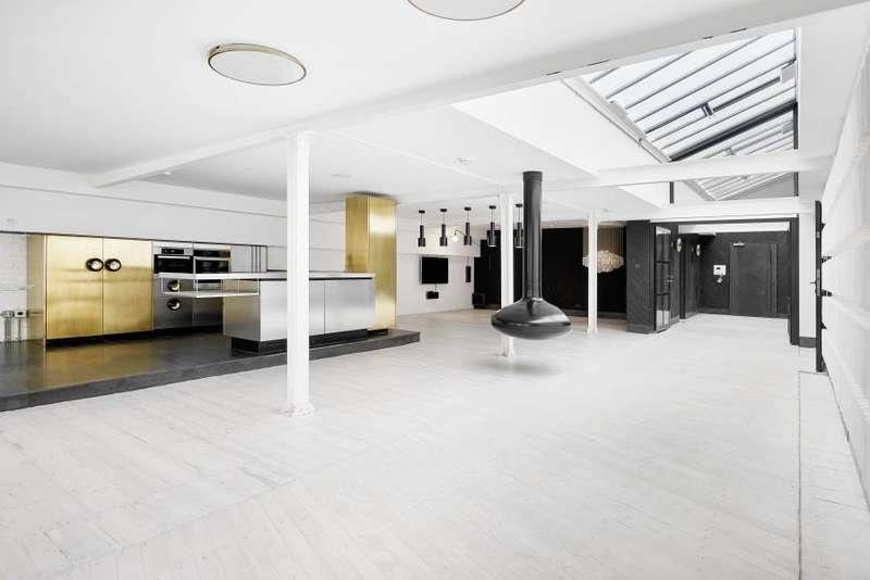 2 Bedrooms Apartment Flat for rent in Metropolitan Wharf Building, E1W