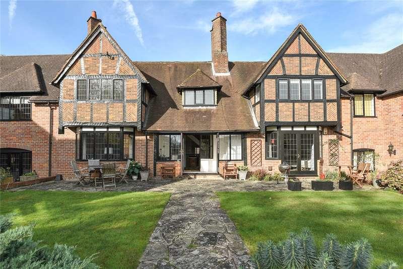 3 Bedrooms Terraced House for sale in Ben More, Oak End Way, Gerrards Cross, SL9