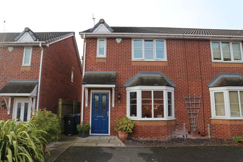 3 Bedrooms Property for sale in Hollybank Grange, Liverpool, Merseyside. L26 7UQ