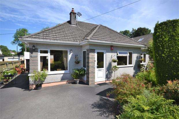 3 Bedrooms Detached Bungalow for sale in Tors View Close, Tavistock Road, Callington, Cornwall