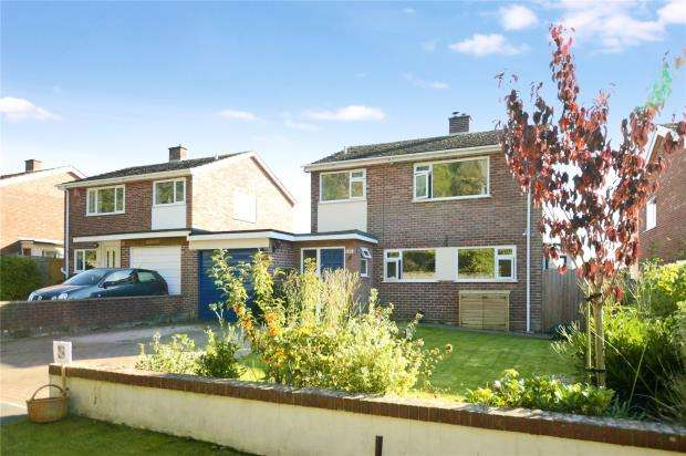 3 Bedrooms Detached House for sale in Mile End Road, Newton Abbot, Devon