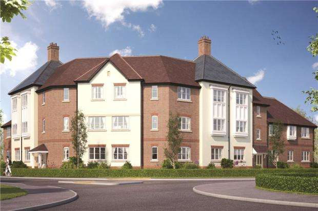 1 Bedroom Apartment Flat for sale in Woodhurst Park, Warfield, Berkshire