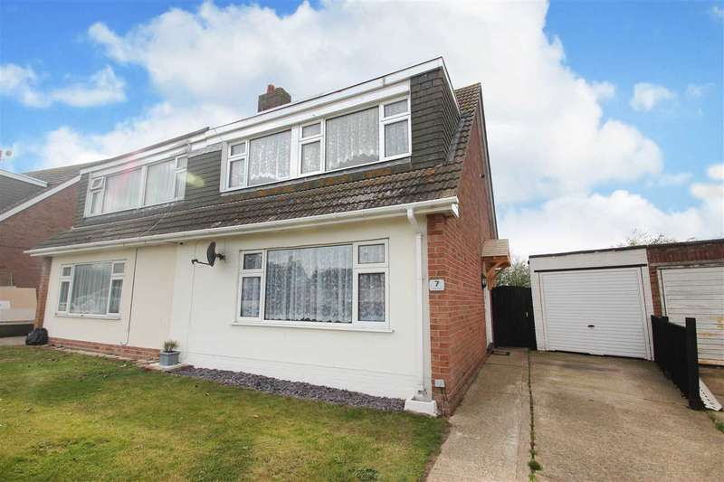 3 Bedrooms Semi Detached House for sale in Pickers Way, Holland On Sea