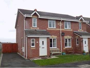 4 Bedrooms Semi Detached House for rent in Watermans Walk, Carlisle, CA1 3TU