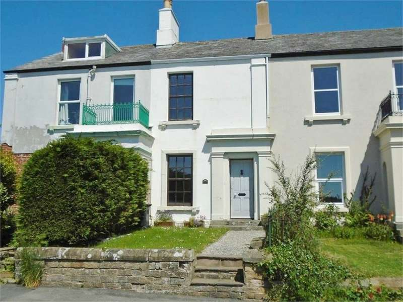 2 Bedrooms Terraced House for sale in CA7 9BJ Station Hill, Wigton, Cumbria