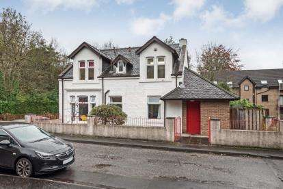 4 Bedrooms Detached House for sale in Jennys Well Road, Paisley