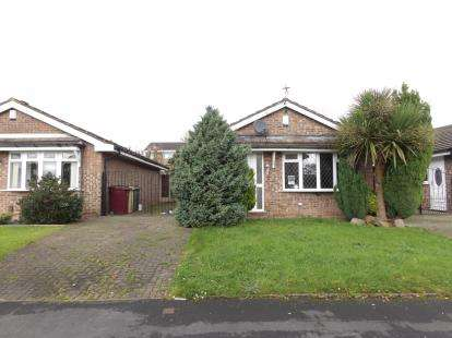 2 Bedrooms Bungalow for sale in New Drake Green, Westhoughton, Bolton, Greater Manchester