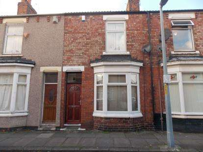2 Bedrooms Terraced House for sale in Portman Street, Middlesbrough