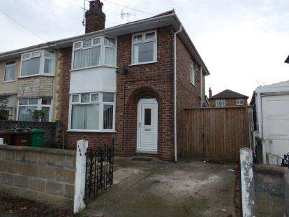 3 Bedrooms Semi Detached House for sale in Grassington Road, Aspley, Nottingham