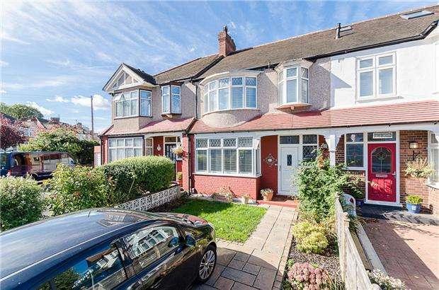 3 Bedrooms Terraced House for sale in Cherrywood Lane, MORDEN, Surrey, SM4 4HU