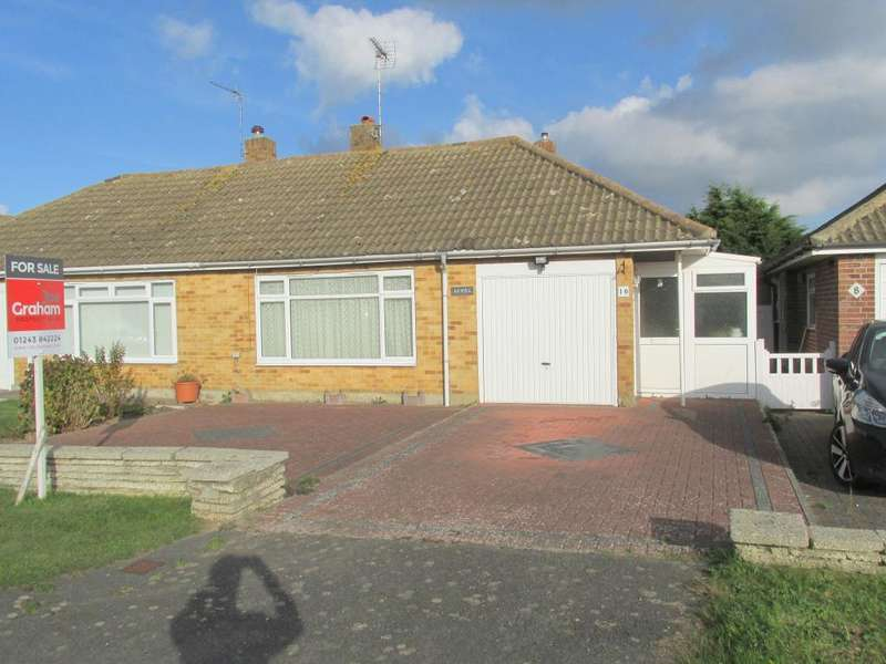 3 Bedrooms Bungalow for sale in Manet Square, North Bersted, Bognor Regis, West Sussex, PO22 9BL