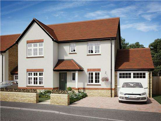 4 Bedrooms Property for sale in The Chestnuts, WINSCOMBE, Somerset, BS25 1LD