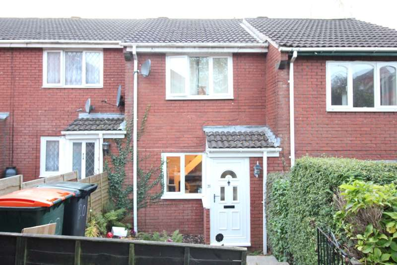 2 Bedrooms Terraced House for sale in Cwm Dylan Close, Bassaleg, Newport, NP10