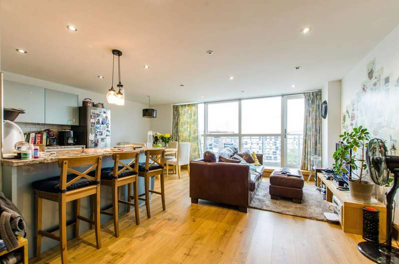 2 Bedrooms Flat for sale in Sweden Gate, Canada Water, SE16