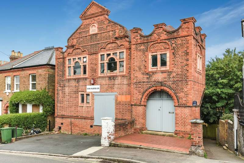 10 Bedrooms Land Commercial for sale in Old Mission Hall & Old Pye House, West Street, Harrow on the Hill, HA1