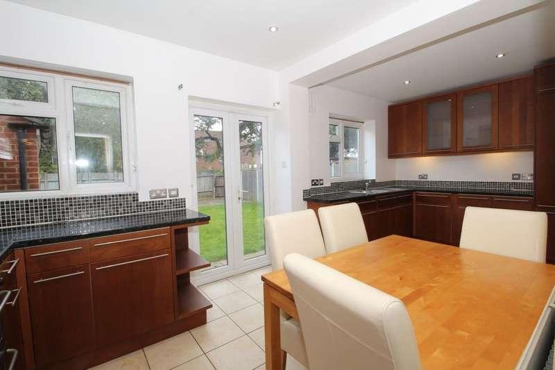 4 Bedrooms Semi Detached House for rent in Empress Drive, Chislehurst, BR7