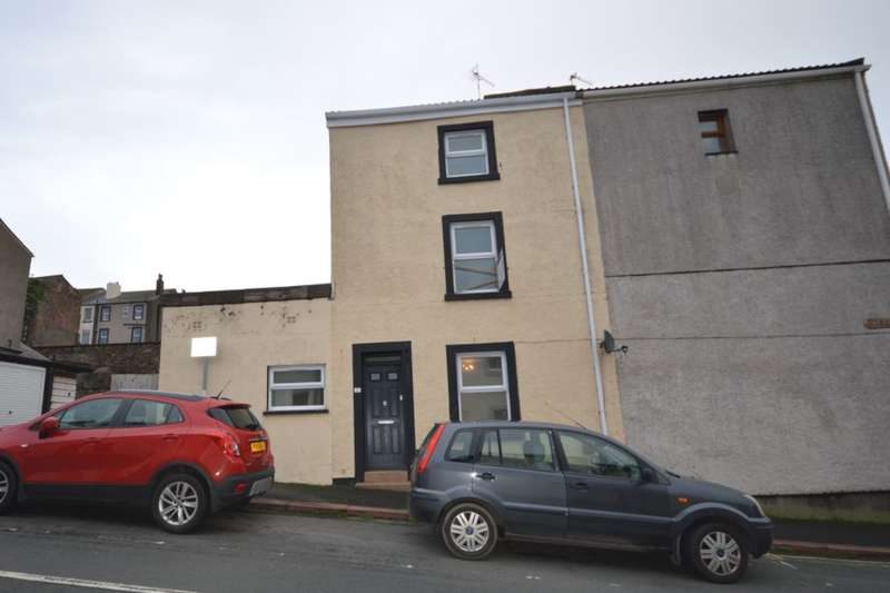 2 Bedrooms Property for sale in Kirkby Street, Maryport, CA15