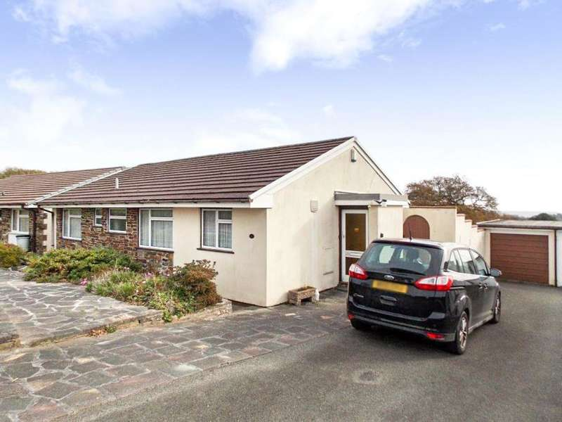 3 Bedrooms Detached Bungalow for sale in Gerrans Close, Boscoppa, St. Austell
