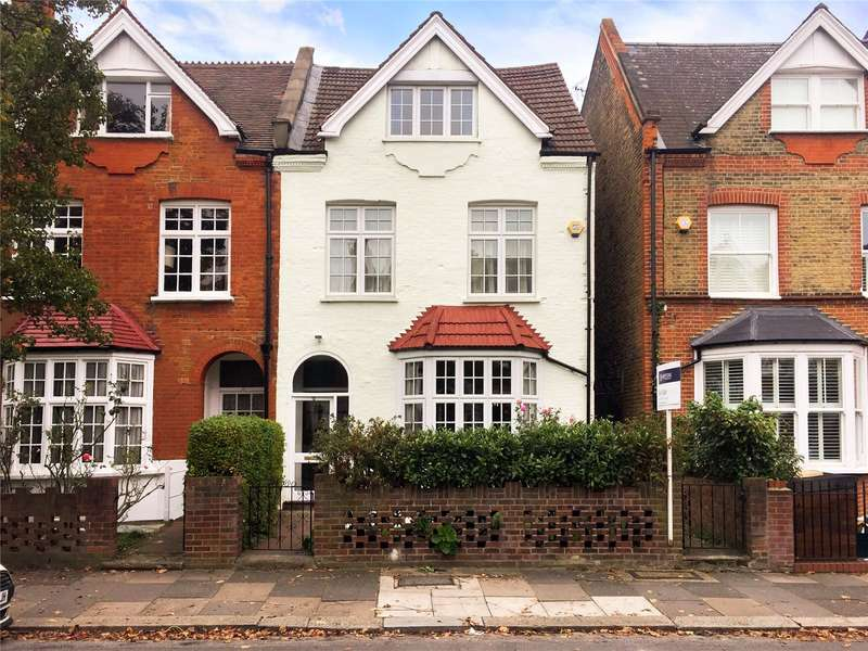 5 Bedrooms Semi Detached House for sale in Kenilworth Road, Ealing, W5