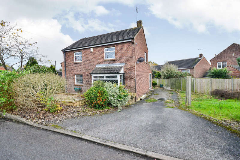 3 Bedrooms Detached House for sale in Elmhurst Avenue, Broadmeadows,South Normanton, Alfreton, DE55