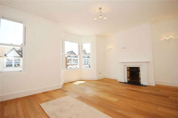 2 Bedrooms Flat for sale in St Johns Avenue, Harlesden, London