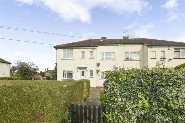 2 Bedrooms Maisonette Flat for sale in West End Lane, Harlington, Hayes, Greater London
